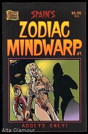 SPAIN'S ZODIAC MINDWARP No. 1: Rodriguez, Spain and S. Clay Wilson