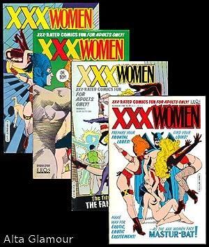 XXX WOMEN [Nos. 1 - 4] A Complete Run of 4 Issues: Fonteriz
