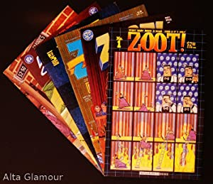 ZOOT! [Nos. 1 - 6] A Complete Run of 6 Issues: Langridge, Andrew and Roger