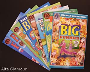 Big Funnies [Nos. 1 - 8] A Complete Run of 8 Issues: Arnorsson, Kjartan