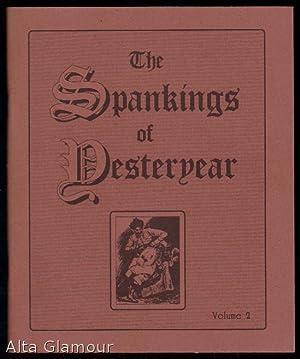 THE SPANKINGS OF YESTERYEAR Volume 2