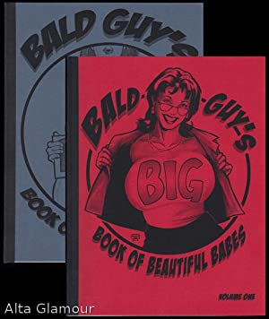 BALD GUY'S BIG BOOK OF BEAUTIFUL BABES Volumes One + Two; As A Set