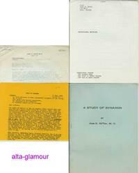 SYNANON. (Four items relating to the drug rehabilitiation facility)