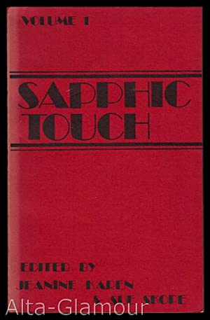SAPPHIC TOUCH Volume 1: Karen, Jeanine and