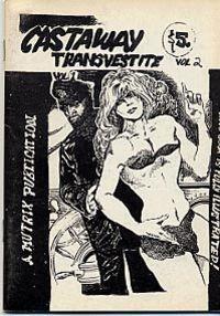 CASTAWAY TRANSVESTITE; A Mutrix Publication Volume Two: De Choisy, Abbie