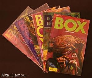 BOX Nos. 1-6 [complete set]: Brian S.