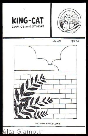 KING-CAT, COMICS AND STORIES: Porcellino, John