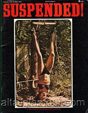 SUSPENDED! Vol. 01, No. 01: Behr, Barbara (editor);