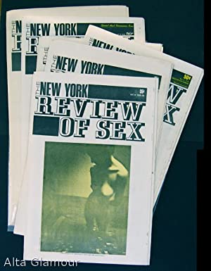 THE NEW YORK REVIEW OF SEX &: Melmoth, D. (ed.)