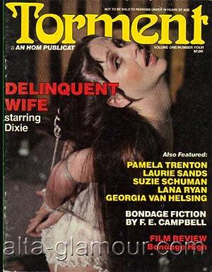 TORMENT Vol. 01, No. 04: Behr, Barbara (editor);