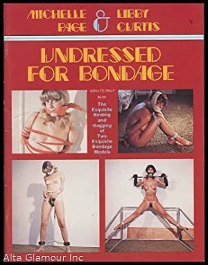 MICHELLE PAIGE & LIBBY CURTIS: UNDRESSED FOR BONDAGE