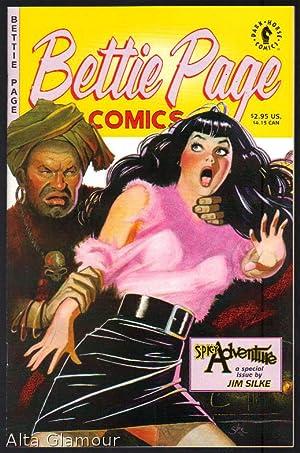BETTY PAGE COMICS; Spicy Adventure: Silke, Jim
