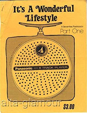IT'S A WONDERFUL LIFESTYLE; A Seventies Flashback Part One: Strecker, Candi