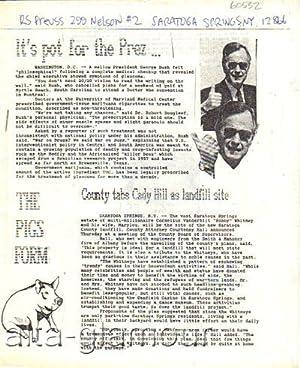 THE PIGS FORM Vol. 1, No. 1: Preuss, R.S. (Ed.)