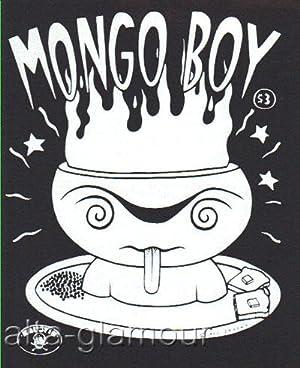 MONGO BOY: Brooks, Mark