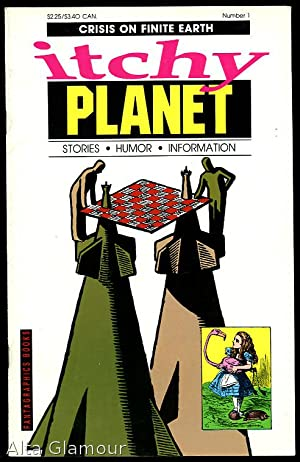 ITCHY PLANET: Rifas, Leonard (editor)