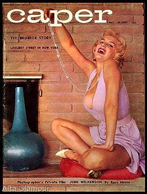 CAPER Vol. 5, No. 3; May 1959