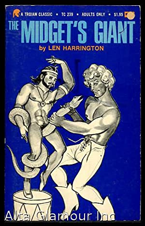THE MIDGET'S GIANT Trojan Classics: Harrington, Len