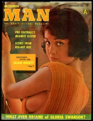 MODERN MAN; The Adult Picture Magazine Vol.