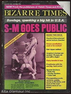 BIZARRE TIMES Vol. 01, No. 01