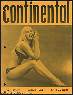 CONTINENTAL FILM REVIEW March 1966