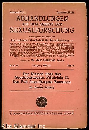 Sexualforschung berlin