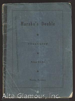MARSHA'S DOUBLE; Illustrated: American Erotic Ephemera]