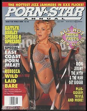 ADAM FILM WORLD PORN STAR ANNUAL Vol.