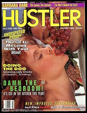 HUSTLER Vol. 16, No. 09; March 1990: Flynt, Larry (editor)