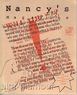 NANCY'S MAGAZINE. The Inspirational and Informational Tract Issue Vol. 7, No. 1, Spring 1990: ...
