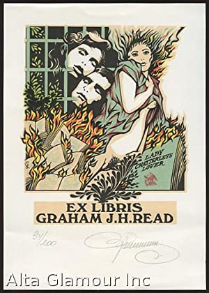 EX LIBRIS - LADY CHATTERLY'S LOVER [Graham J. H. Read]