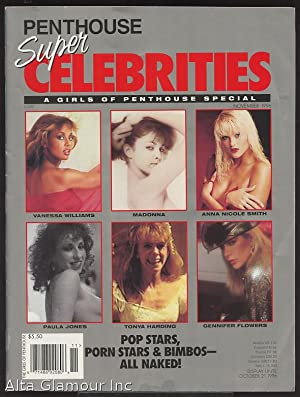 PENTHOUSE SUPER CELEBRITIES; A Girls of Penthouse