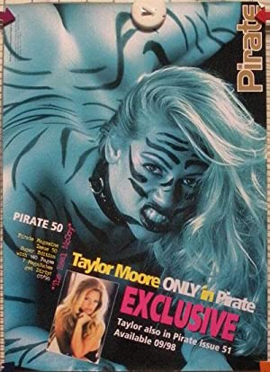 PIRATE 50. Taylor Moore Only in Pirate Exclusive