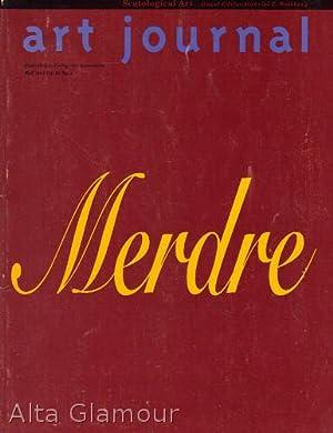 ART JOURNAL; Scatological Art Vol. 52, No. 3, Fall 1993: Weisberg, Gabriel P., guest editor