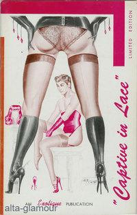 CAPTIVE IN LACE and MISTRESS IN VELVET; An Exotique Publication: Swee, Don and Sally Stevens
