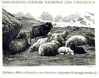 NINETEENTH CENTURY ETCHINGS AND ENGRAVINGS