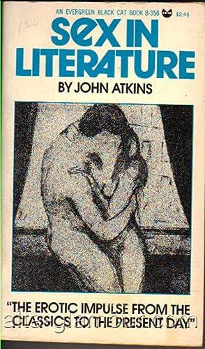 SEX IN LITERATURE Black Cat Books: Atkins, John