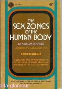 THE SEX ZONES OF THE HUMAN BODY: Renfield, William