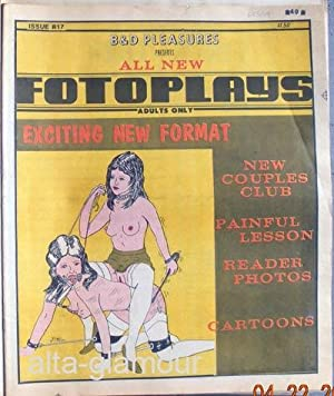 FOTOPLAYS; A Collection of Photo and Cartoon: Majors, Bill and