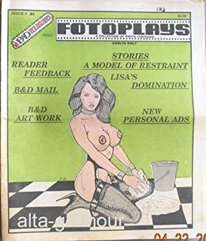 FOTOPLAYS; A Collection of Photo Fantasies: Majors, Bill and