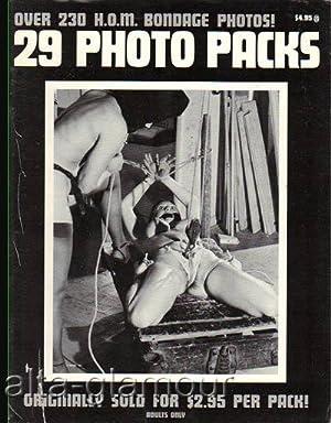29 PHOTO PACKS; Over 230 H.O.M. Bondage Photos!