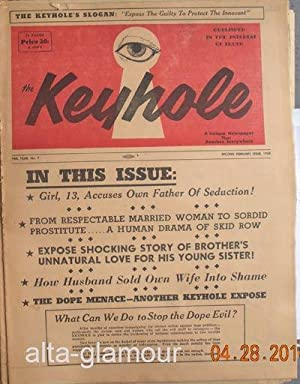 THE KEYHOLE Vol. 18, No. 7, February 1952