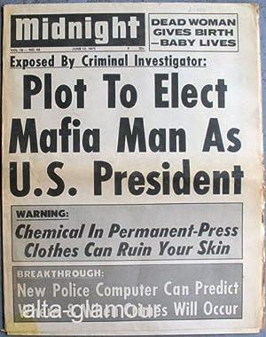 MIDNIGHT Vol. 18, No. 48, June 12, 1972