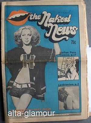 THE NAKED NEWS Vol. 1, No. 9, 1971: David, Bruce (ed.)