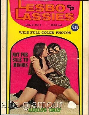 LESBO LASSIES Vol. 02, No. 01; July / August
