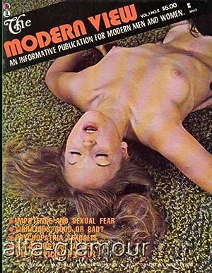 THE MODERN VIEW; An Informative Publication for Modern Men and Women Vol. 01, No. 02, 1972