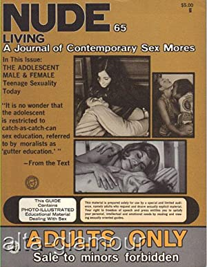 NUDE LIVING; A Journal of Contemporary Sex Mores Vol. 12, No. 01 (#65); January February March