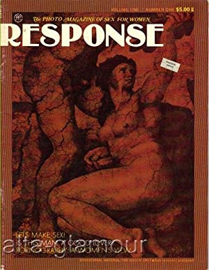 RESPONSE; The Photo Magazine of Sex for Women Vol. 1, No. 1; December / January