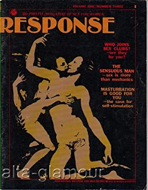 RESPONSE; The Photo Magazine of Sex for Women Vol. 1, No. 3; March April