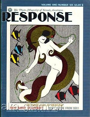 RESPONSE; The Photo Magazine of Sexual Awareness Vol. 1, No. 6; September October